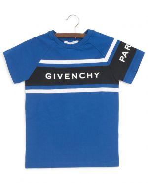 T-shirt en coton logo Givenchy