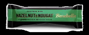 12 X Barebells Protein Bars Hazelnut & Nougat 55g