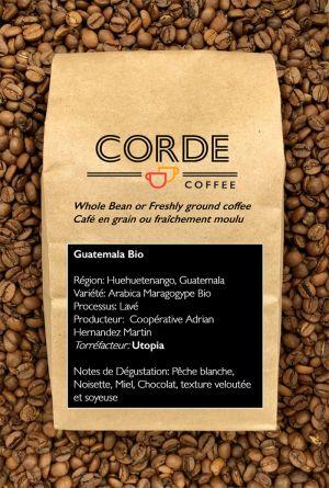 Guatemala Bio Corde Coffee