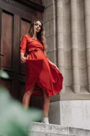 Robe Portefeuille Sophie