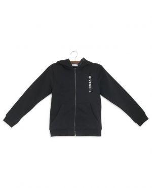 Sweat-shirt zippé logo Givenchy