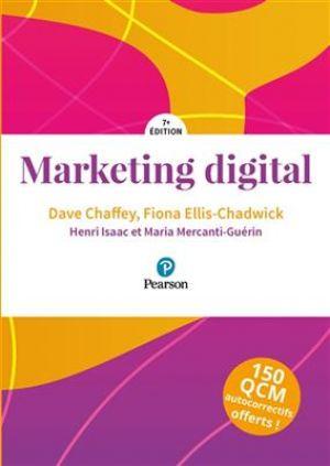 Marketing digital, 7e édition de  Dave Chaffey Fiona Ellis-Chadwick