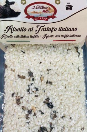 Risotto aux truffes Italiennes