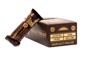 Hazelnut Praline Chocolate Bar 15 x 33g