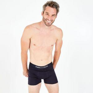 Pack de 2 boxers dépareillés en coton stretch