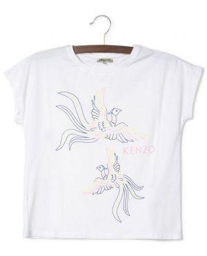 T-shirt en jersey imprimé Phoenix Celebration