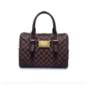 Louis Vuitton Berkeley bag in damier ebene