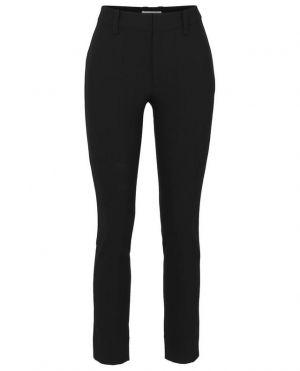 Pantalon skinny en coton mélangé stretch