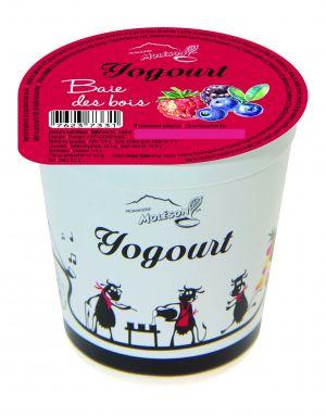 Yogourt au lait de vache - Baies des Bois