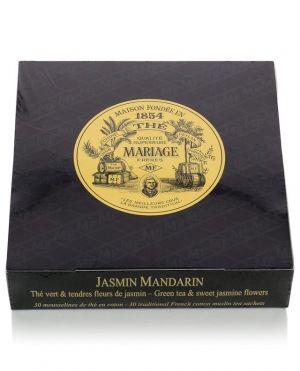 Mousselines de thé Jasmin Mandarin