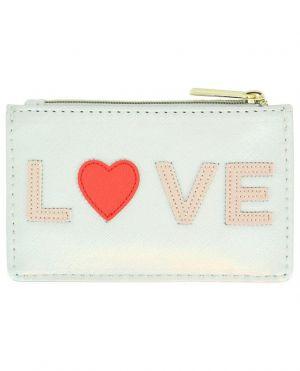 Porte-monnaie en PVC Love