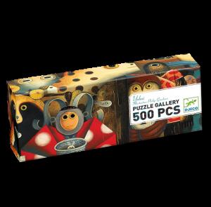 Puzzle 500 pcs - Gallery Yokai