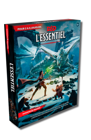 Dungeons and Dragons - L'Essentiel
