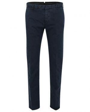 Pantalon slim en coton et lyocell Spark