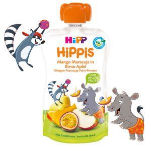 COMPOTE HIPP MANGUE FRUIT DE LA PASSION POIRE-POMME