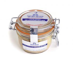 Foie gras de canard entier nature 120g