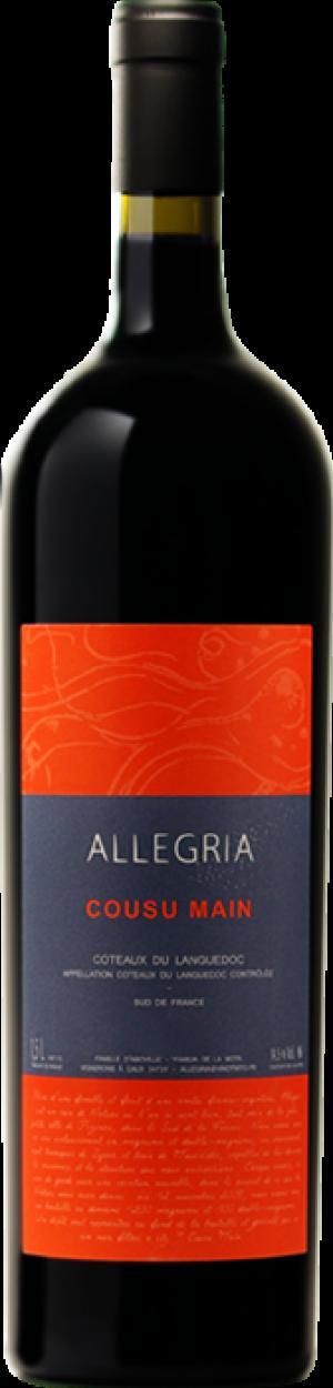 Allegria Cousu Main 2017 150cl