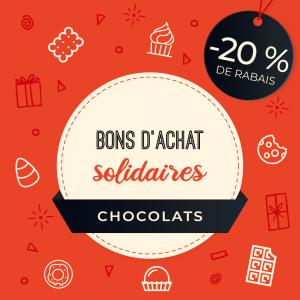 Charlie Ganache chocolatier Bon Solidaire -20%