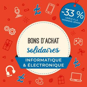 Itopie Informatique Bon Solidaire  -33%