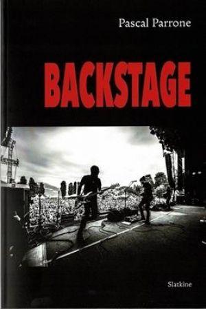 Backstage de  Pascal Parrone