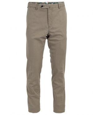 Pantalon chino en coton slim