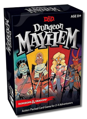DandD Dungeon Mayhem - EN