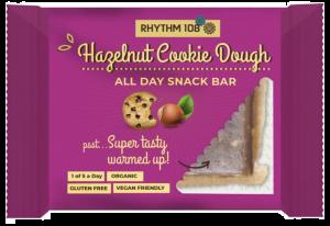 8 X RHYTHM 108 Hazelnut Cookie Dough 40g