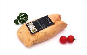 Foie gras de canard cru - dénervé