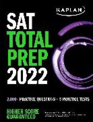 SAT Total Prep 2022 de  Kaplan Test Prep