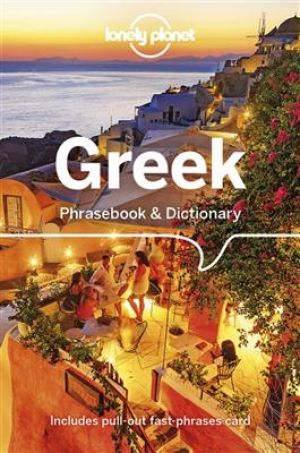 Lonely Planet Greek Phrasebook & Dictionary - 7th Edition de  Thanasis Spilias