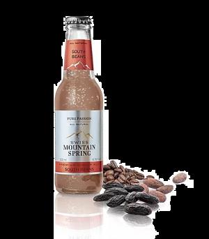 24 X SWISS MOUNTAIN SPRING SOUTH BEANS Bottle 200ml