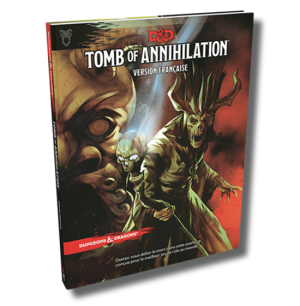 Dungeons and Dragons 5: La Tombe de l'Annihilation