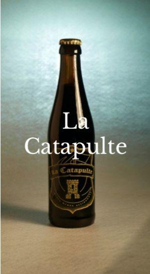 La Catapulte - Bière brune
