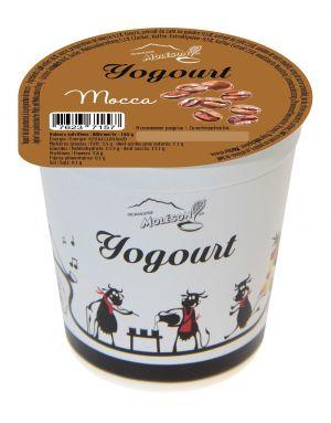 Yogourt au lait de vache - Mocca
