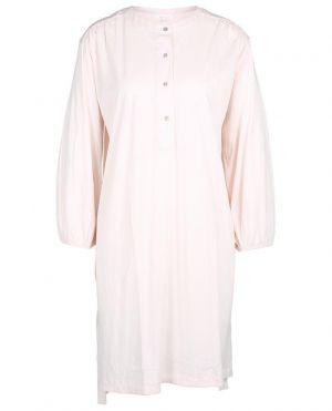 Chemise de nuit courte à manches longues bouffantes Kerriane
