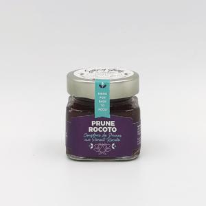 Confiture de prunes au piment Rocoto