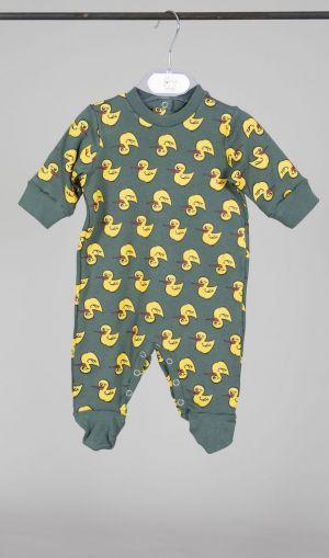 Pyjama Canard Bébé une pièce