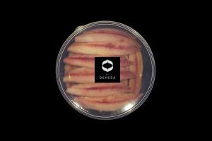 Sashimi de Sardines Fumées à la Japonaise