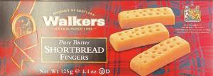 Walkers Shortbread Pur Beurre 125g