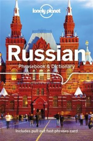 Lonely Planet Russian Phrasebook & Dictionary - 7th Edition de  Catherine Eldridge
