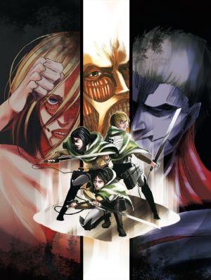 Attack on Titan: Colossal Edition 5 de  Hajime Isayama