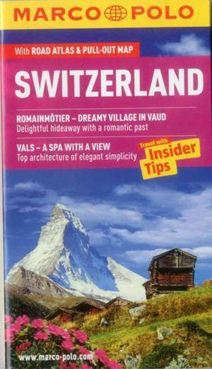 Switzerland Marco Polo Guide de  Collectif