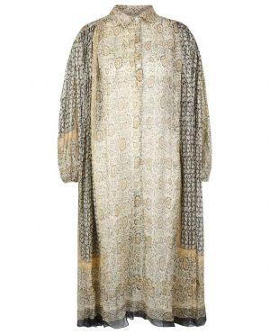Robe tunique oversize scintillante Helix