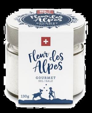 Fleur des Alpes, le sel gourmet suisse