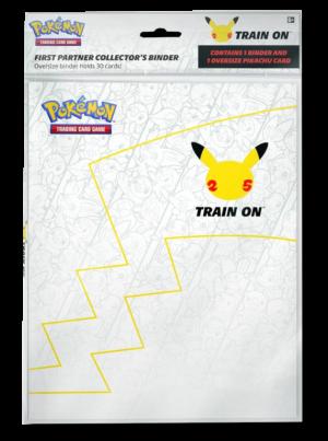 Pokémon Pikachu 25th Oversized Portfolio