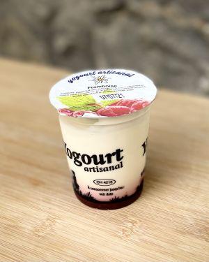 Yogourt artisanal - Framboise
