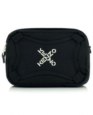 Sacoche en nylon et mesh Kenzo Sport Little X