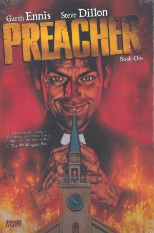 Preacher Book One de  Garth Ennis