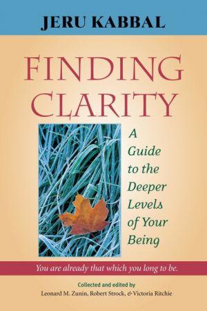 Finding Clarity de  Jeru Kabbal