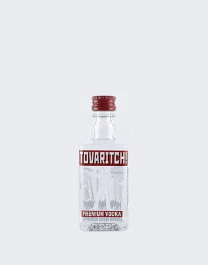 TOVARITCH Vodka 50 ML